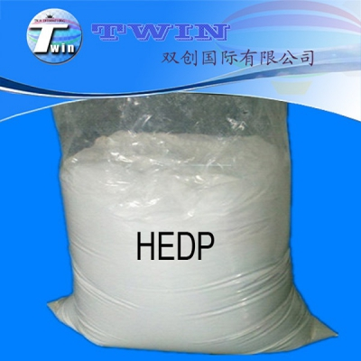 1-Hydroxy Ethylidene-1,1-Diphosphonic Acid as scale and corrosion inhibition HEDP